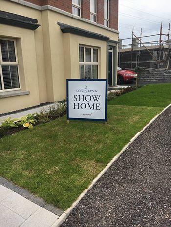 LYNN HALL PARK | NEW SHOW HOME
