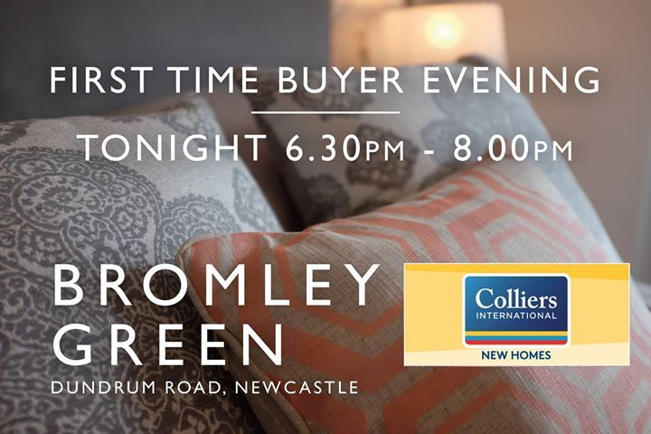 FIRST TIME BUYER NIGHT - BROMLEY GREEN