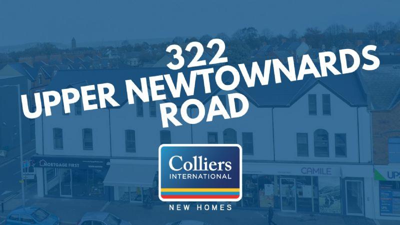 322 UPPER NEWTOWNARDS ROAD, BALLYHACKAMORE