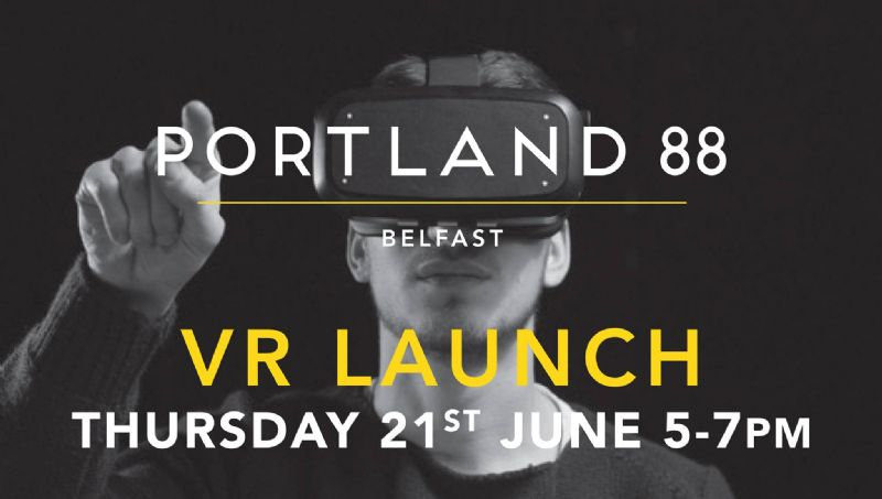 Portland 88 Virtual Reality Launch evening