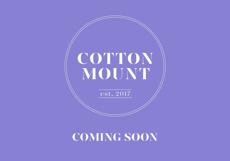 NEW RELEASE | COTTONMOUNT