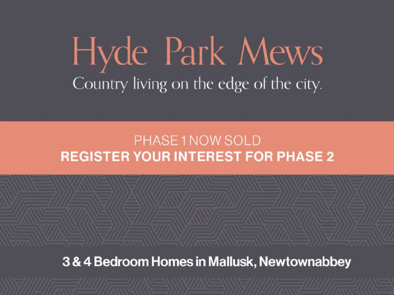 HYDE PARK MEWS - PHASE 2