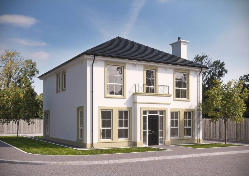 4 NEW DETACHED HOMES, OLD DUNDONALD ROAD, BELFAST, BT16