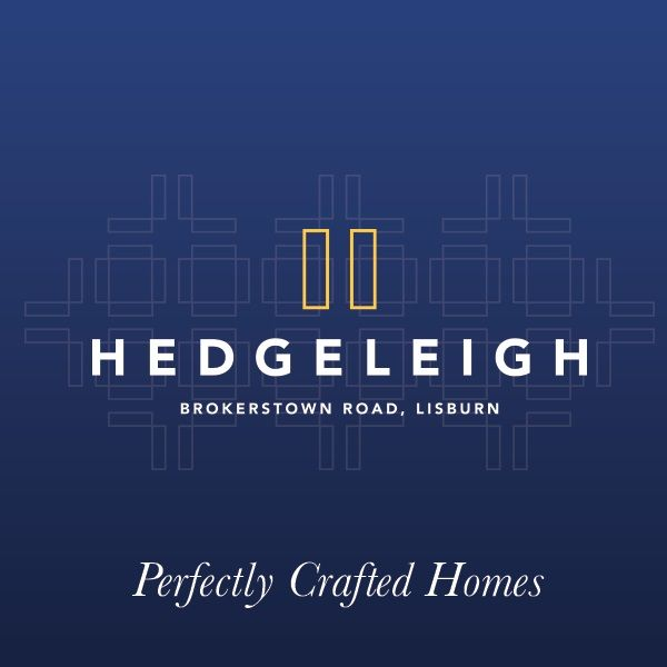 NEW RELEASE COMING SOON, HEDGELEIGH, LISBURN
