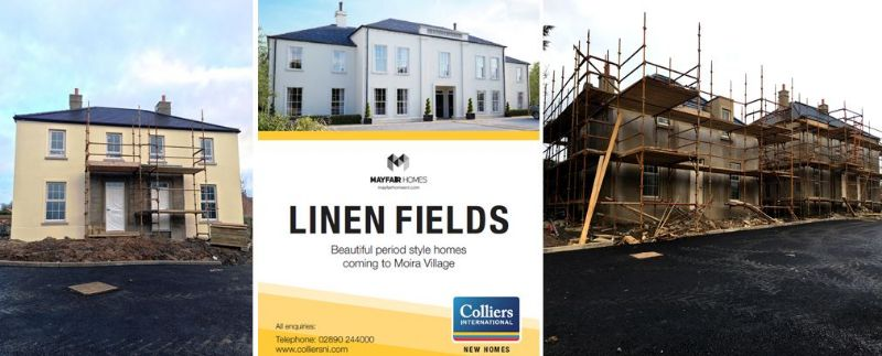LINEN FIELDS - SHOW HOUSE