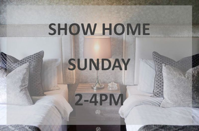 SHOW HOME SUNDAY