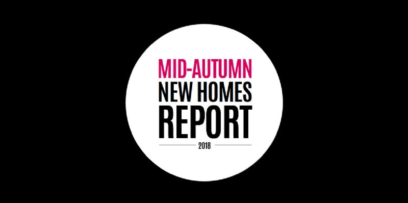COLLIERS MID AUTUMN NEW HOMES REPORT