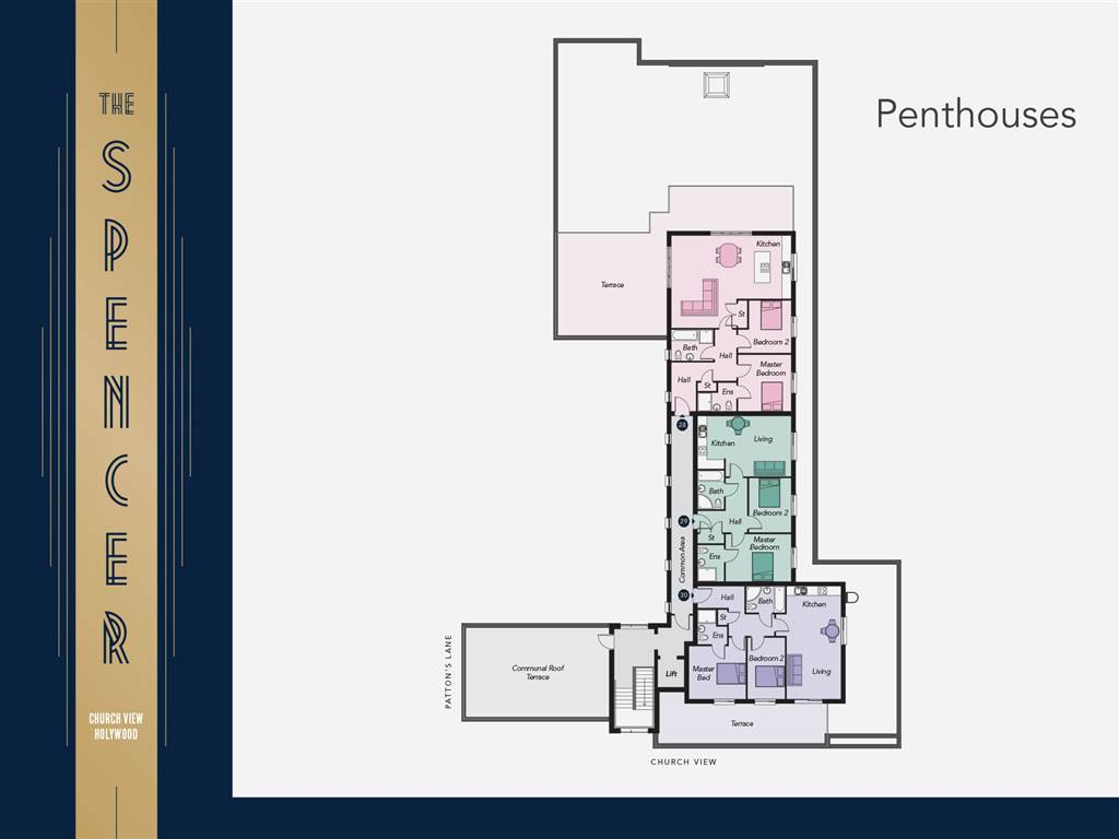 The Spencer Church View Holywood New Homes For Sale In Northern Patton Space Heater Wiring Diagram Next