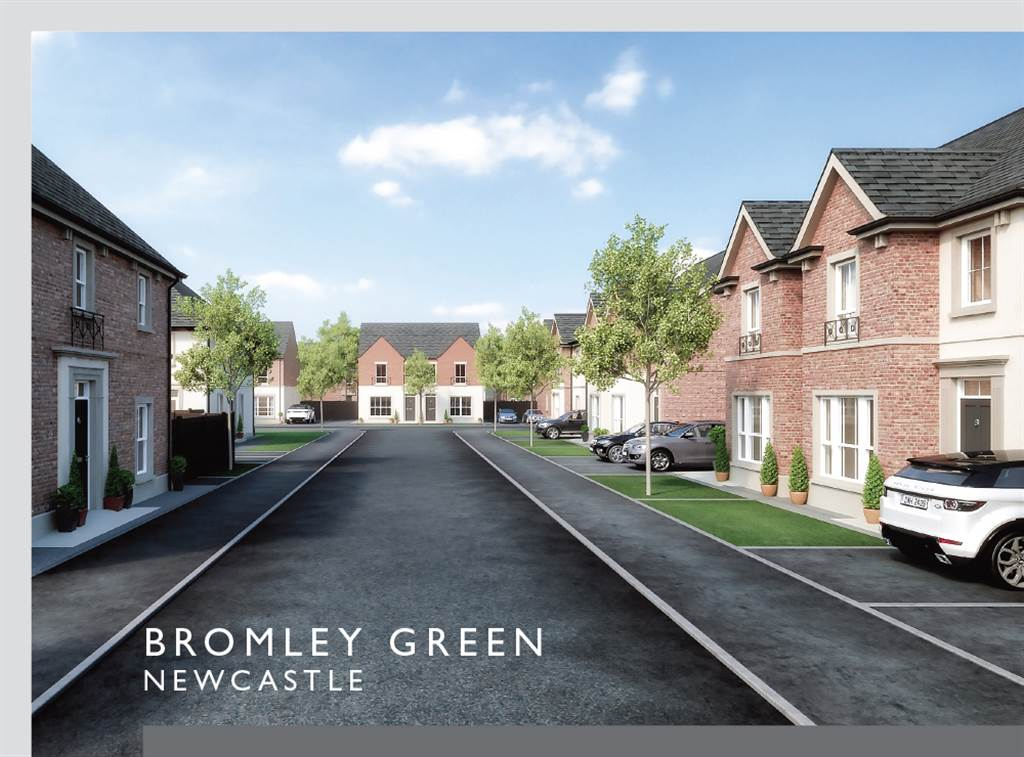 Bromley green off boulevard park dundrum road newcastle for Newcastle home