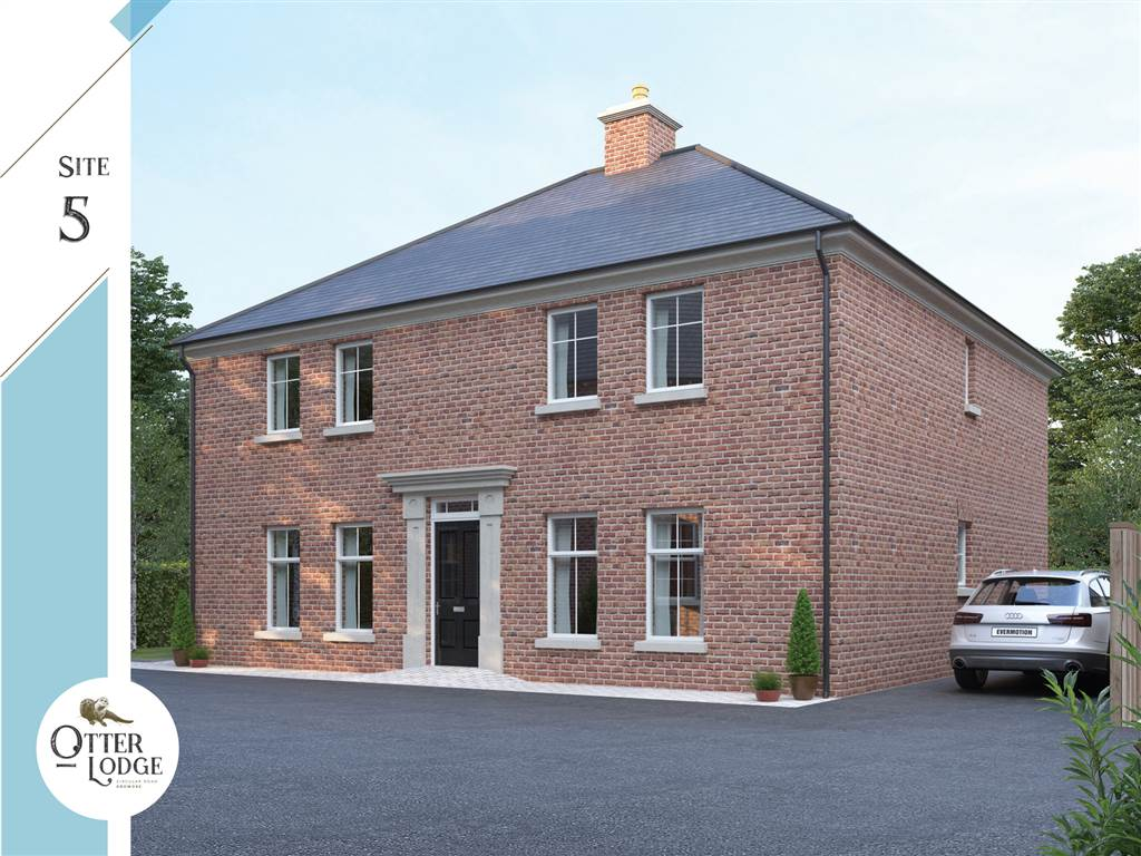 5 Otter Lodge, Circular Road, Dromore for sale with Colliers